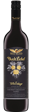 Wolf Blass, Black Label, South Australia, Australia, 2010
