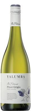 Yalumba, Y Series Pinot Grigio, South Australia, 2016