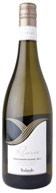 Yealands Estate, Awatere Valley, Reserve Sauvignon Blanc,