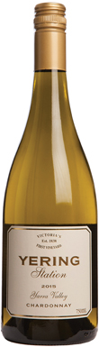 Yering Station, Yarra Valley, Estate Chardonnay, 2015
