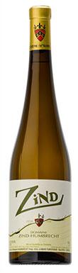 Domaine Zind-Humbrecht, Vin de France, Zind, Alsace, 2014