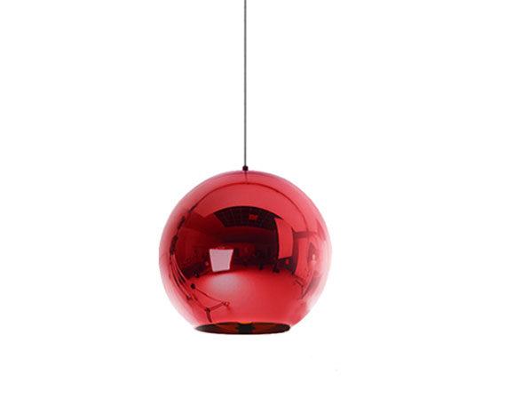 Globo di luce red, FontanaArte
