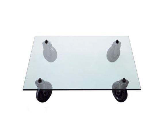 Tavolo con ruote, FontanaArte