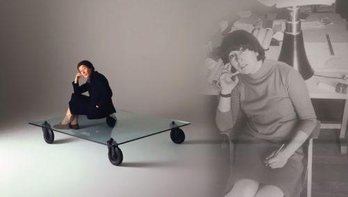 Tavolino Con Ruote Di Gae Aulenti.Gae Aulenti Identikit Di Un Icona Dal Genio Femminile Deesup