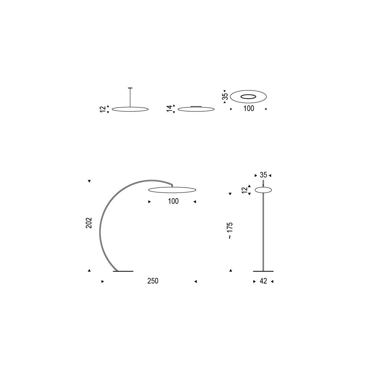 Astra Arc, Cattelan - Deesup