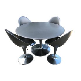 Set Bombo chairs & table - Deesup