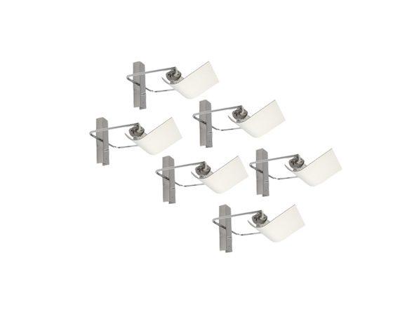 Set 6 lampade Scintilla, FontanaArte
