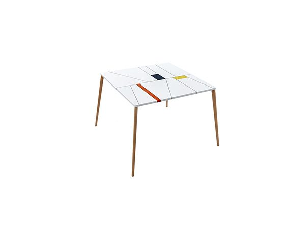 Tzero TSC01 coffee table, Eccel