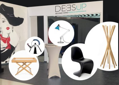 Pop-up shop Fuorisalone Deesup