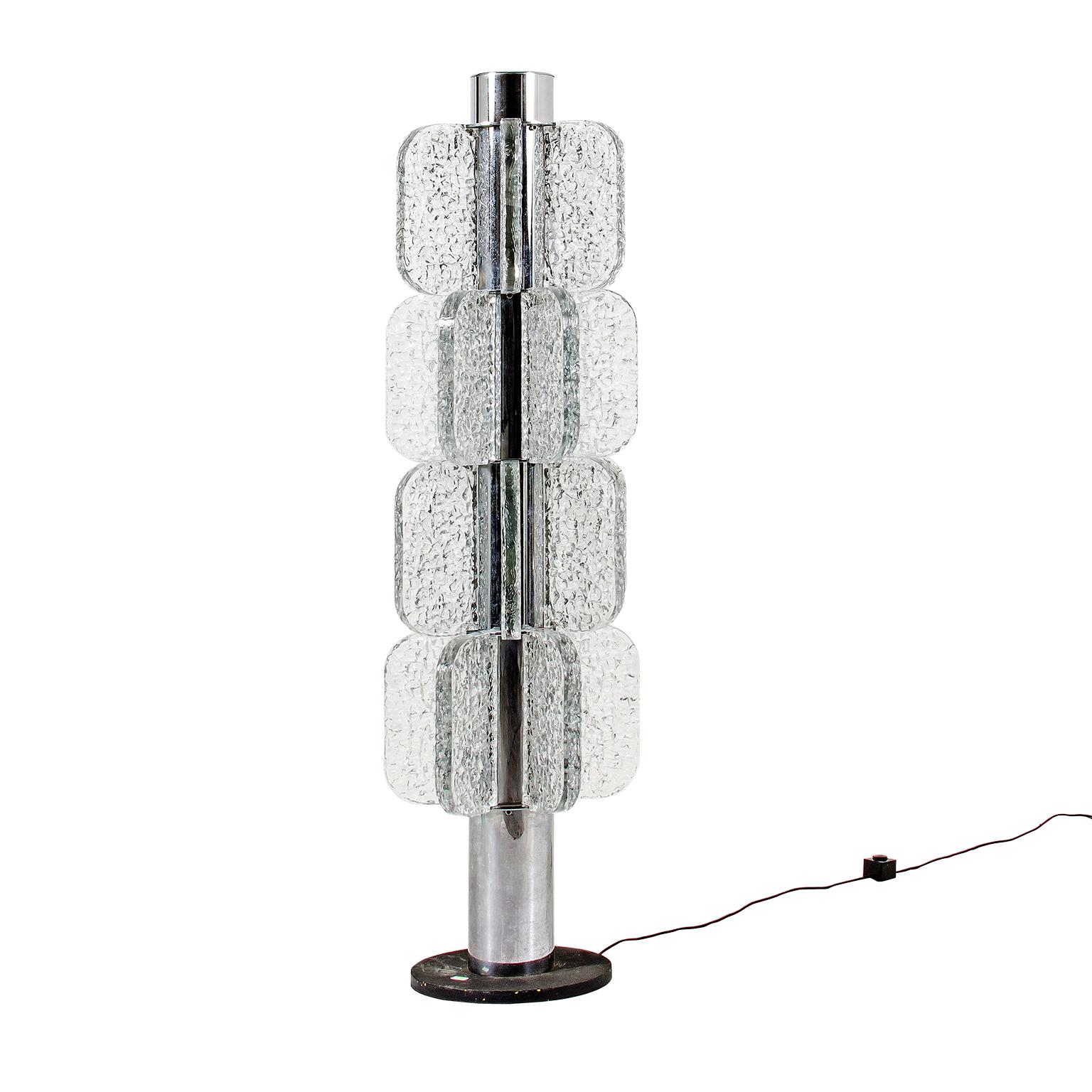 Floor lamp, Mazzega - Deesup