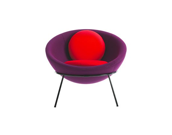 Bowl Chair, Arper