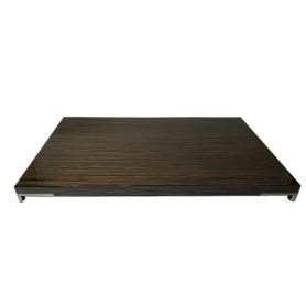 Coffee Table Romeo (polished ebony), Zanotta - Deesup