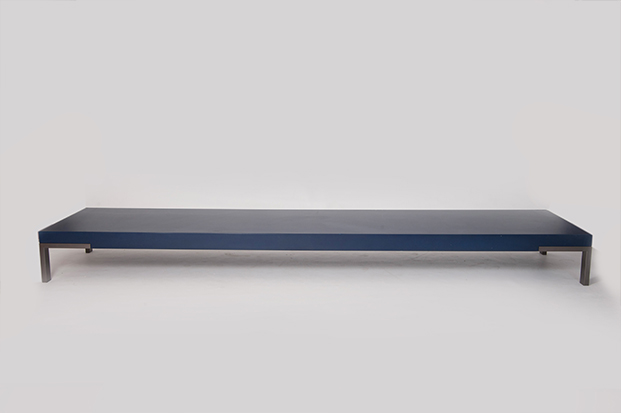 Romeo Coffee Table (blue), Zanotta - Deesup