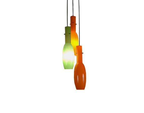 Glass chandelier, Vistosi