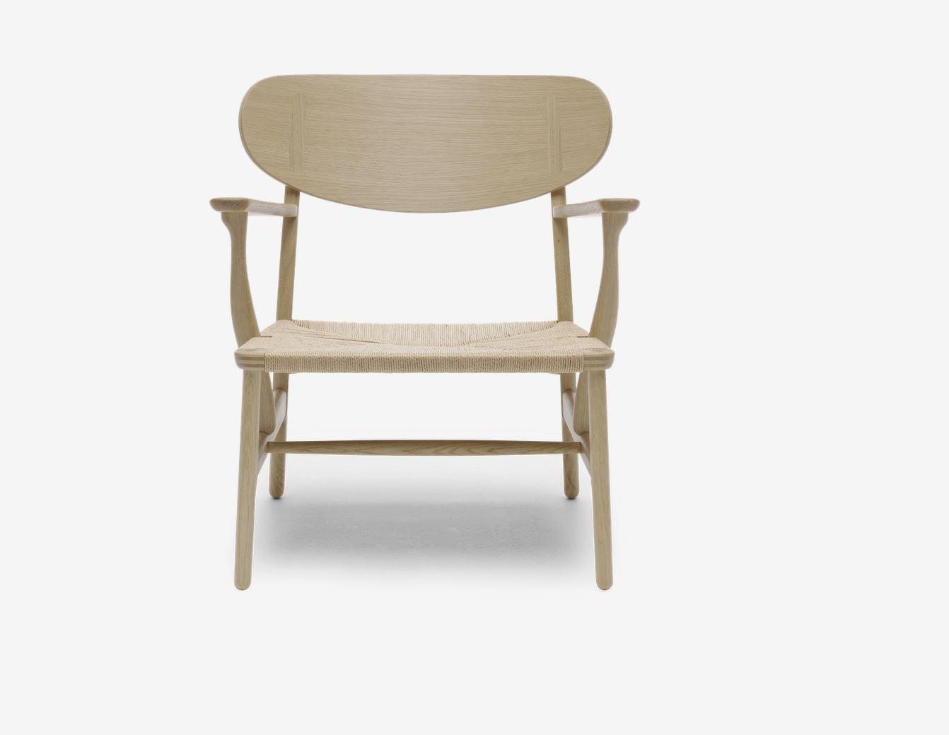 CH22 Lounge Chair, Carl Hansen - Deesup