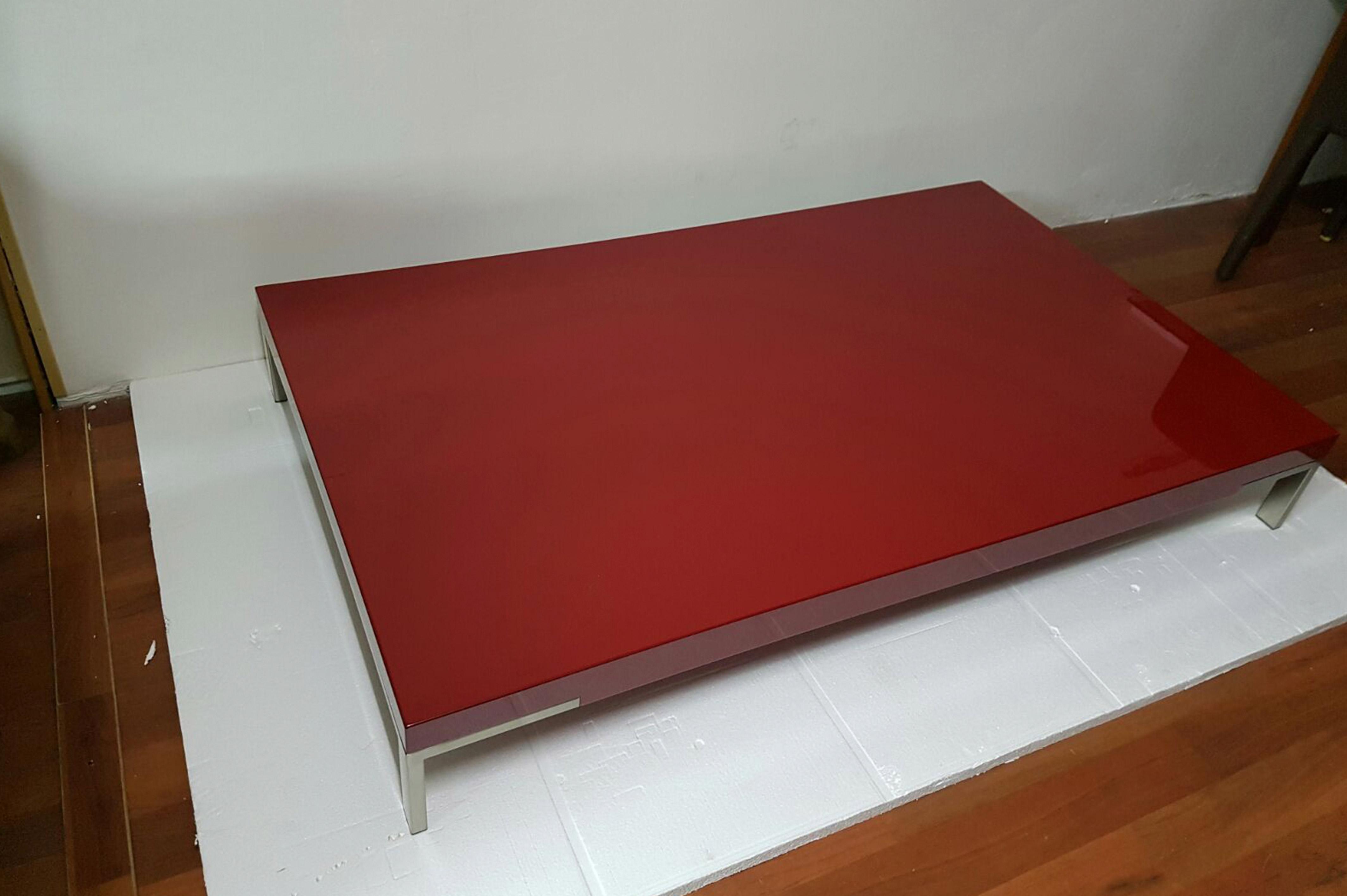 Tavolino Romeo rosso, Zanotta - Deesup