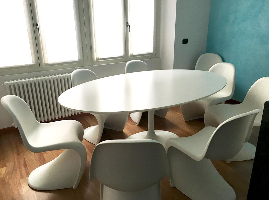 Tulip Eero Saarinen, Alivar - Deesup