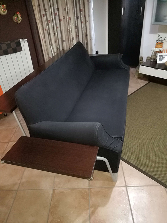 Lazy Working Sofa by Philippe Starck, Cassina - Deesup