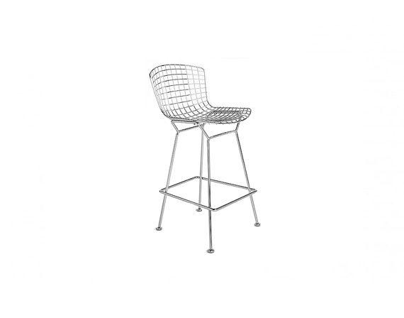 Bertoia stool, Knoll