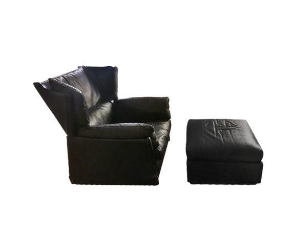 Viola armchair (70s), Cassina