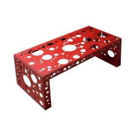 Rectangular coffee table, Nikla Steel Design - Deesup