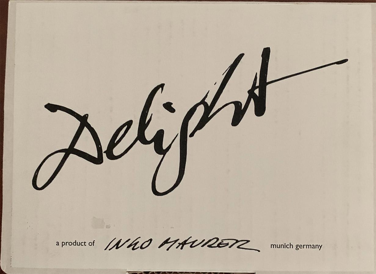 Delight, Ingo Maurer - Deesup