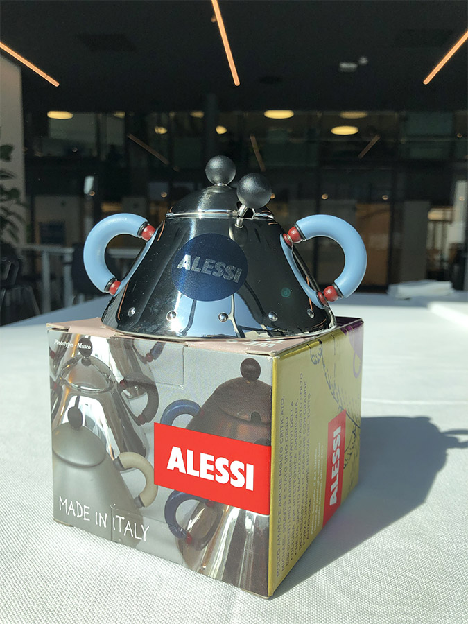 Zuccheriera 9097, Alessi - Deesup