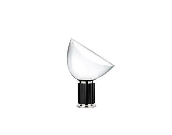Taccia Small (nero), Flos
