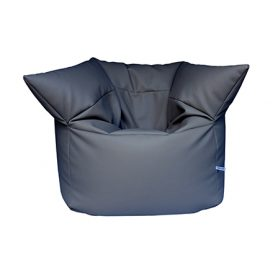 Formosa Armchair (grey leather), Filippo Ghezzani - Deesup