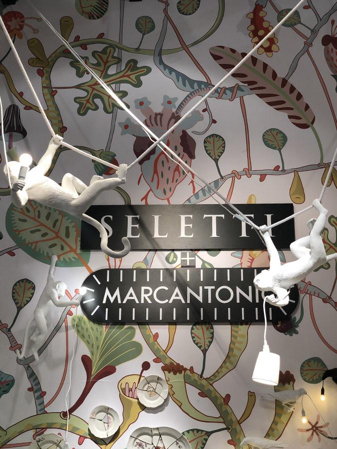 The Monkey Lamp (Swing White), Seletti - Deesup