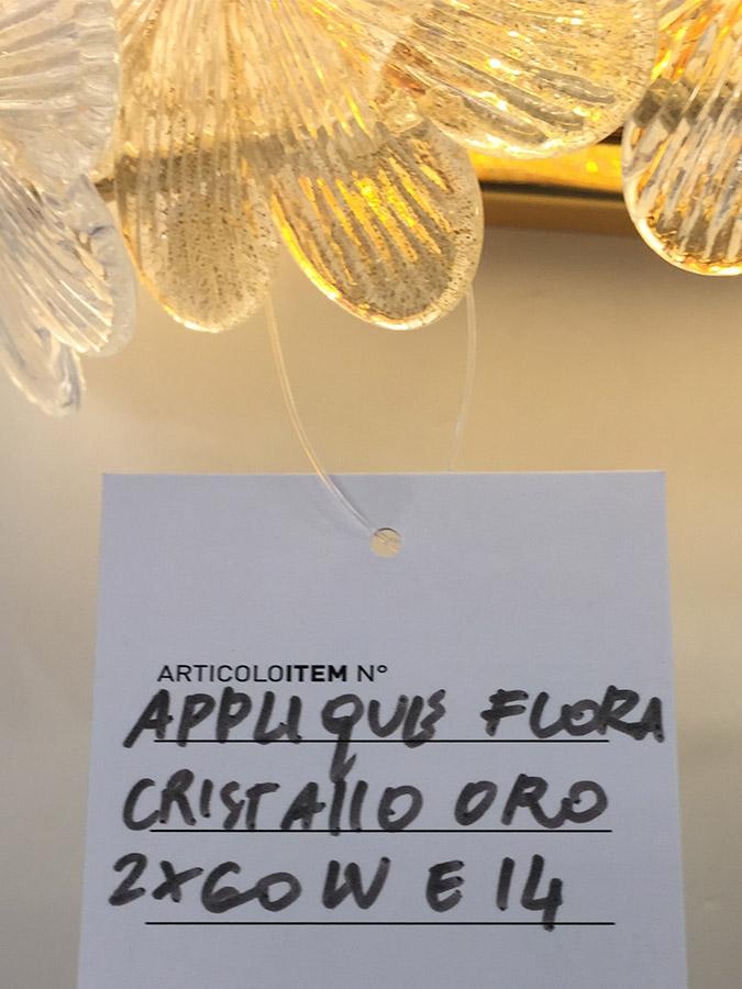 Flora applique, Voltolina - Deesup