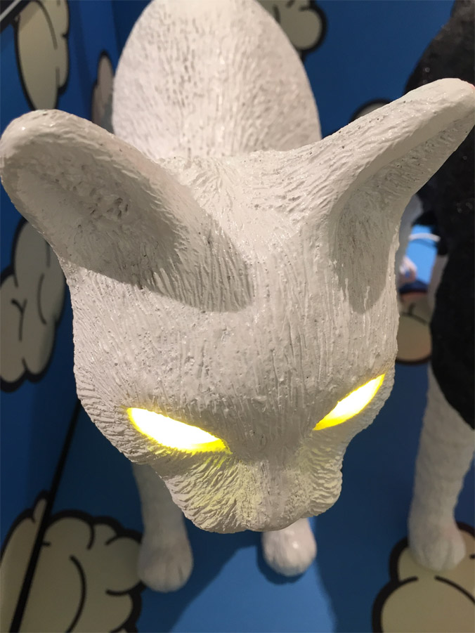 Jobby The Cat (White), Seletti - Deesup