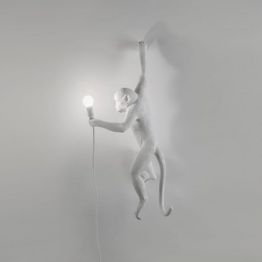 The Monkey Lamp (Hanging Right), Seletti - Deesup