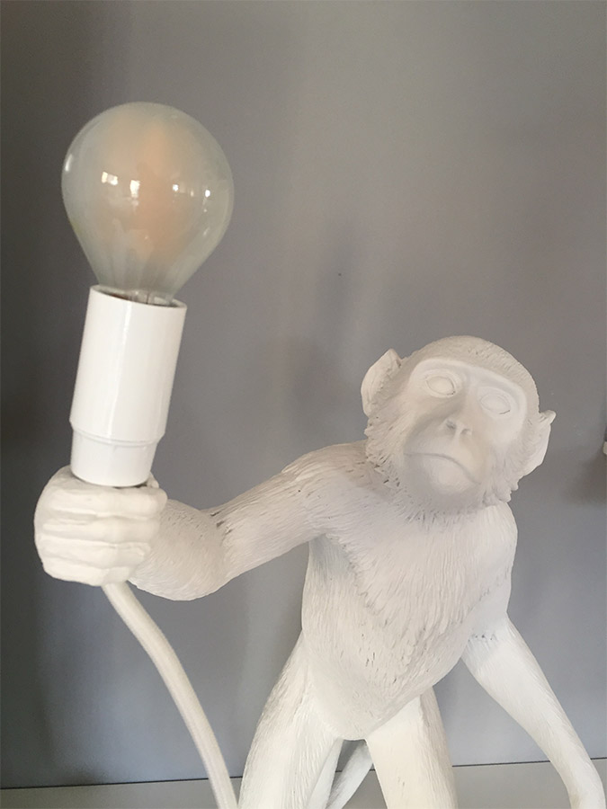 The Monkey Lamp (standing), Seletti - Deesup