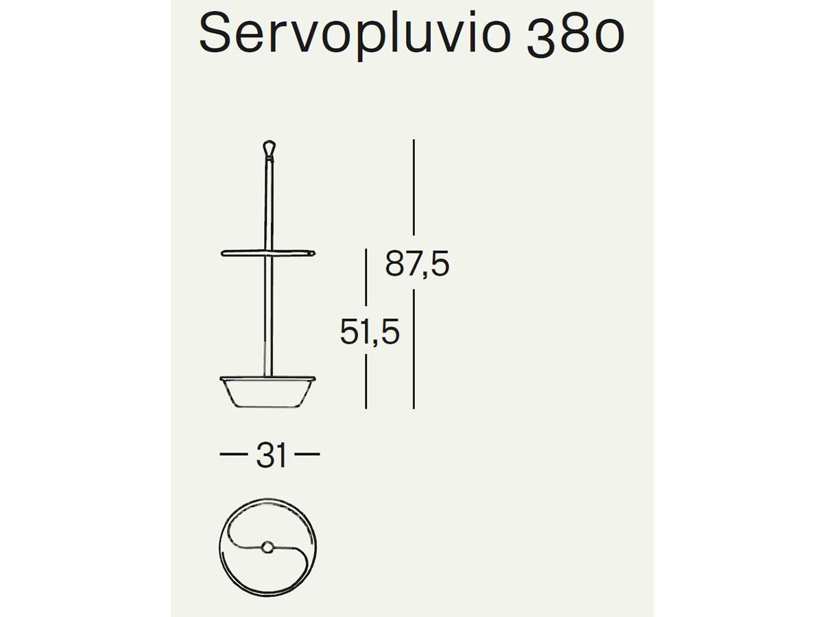Set Servi, Zanotta - Deesup
