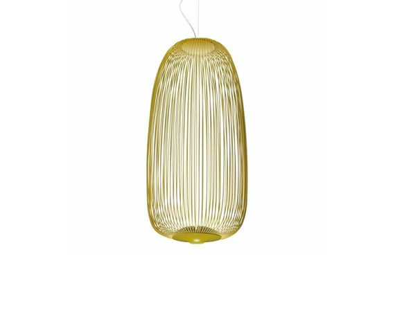 Spokes 1 (on/off, giallo), Foscarini