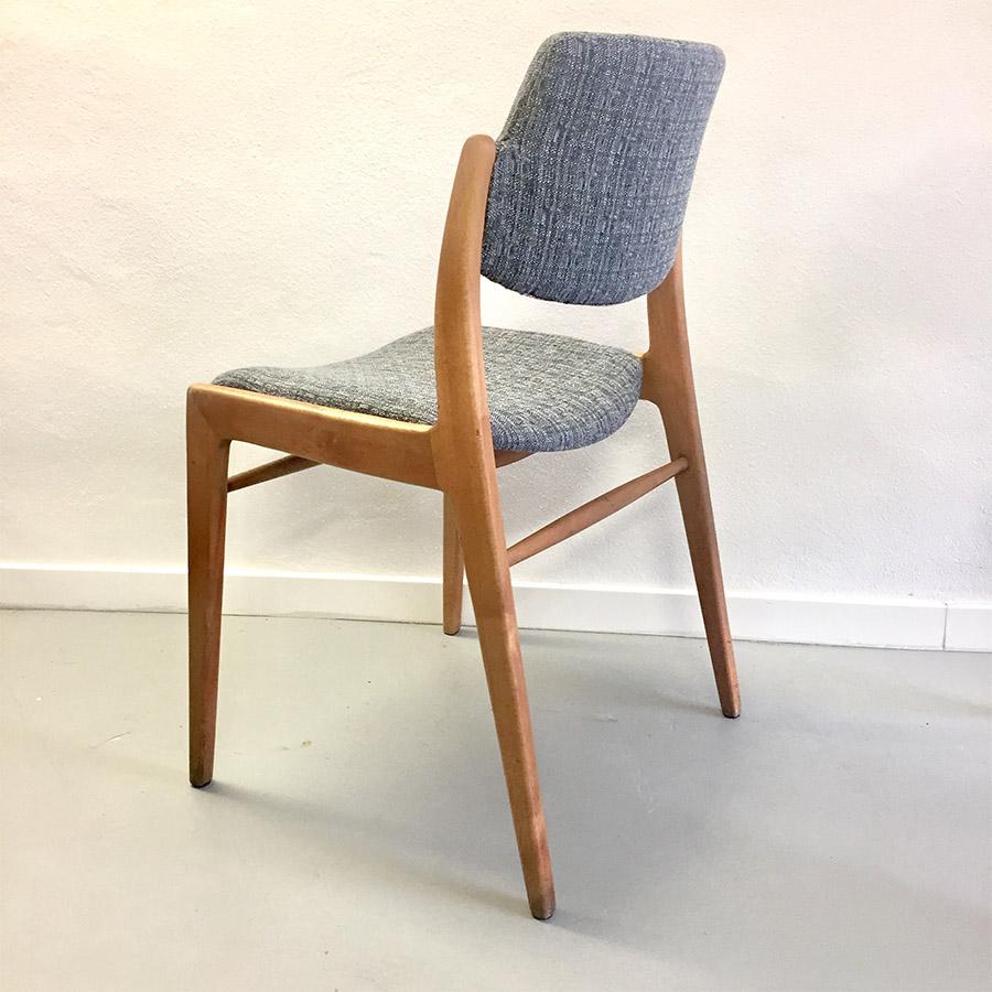 Set 2 sedie scandivane anni '50 - Deesup