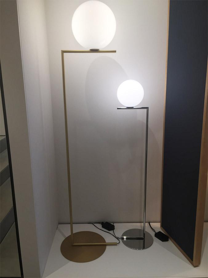 IC Lights Floor 1 (cromo), Flos - Deesup