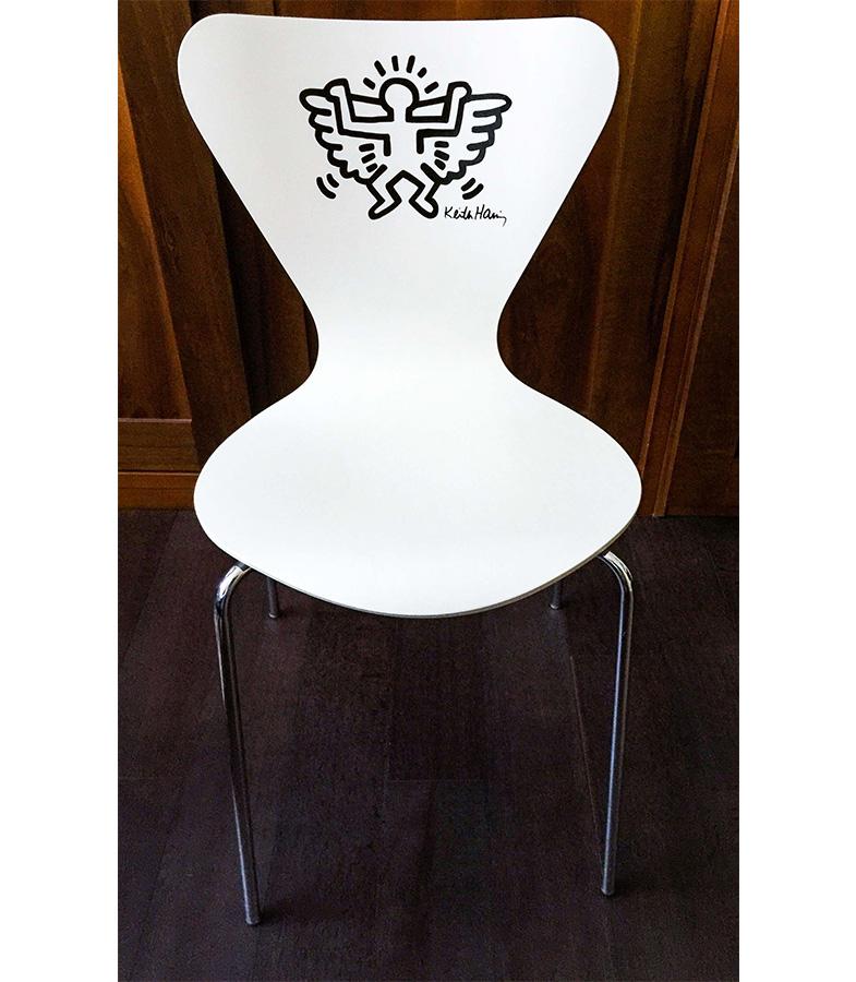 Quark Angel by Keith Haring, Creativando - Deesup
