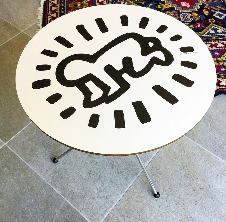 Rududu by Keith Haring, Open Space - Deesup