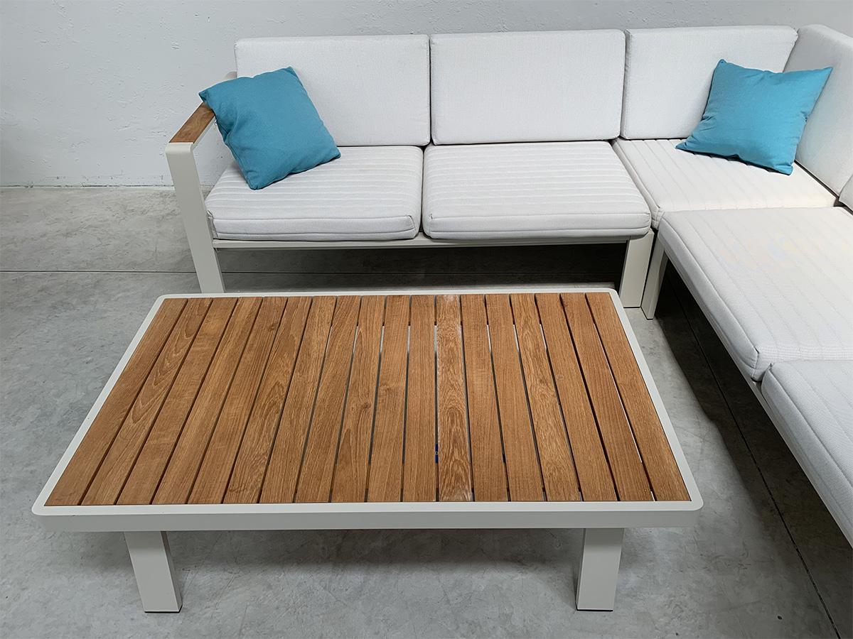 Set divano e tavolino Nofi, Higold - Deesup