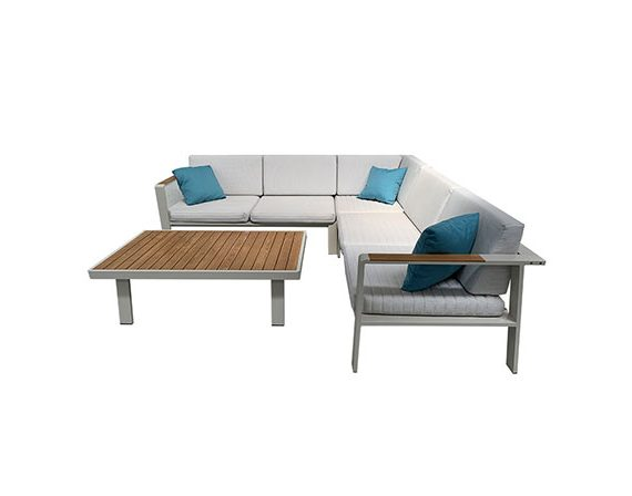 Set divano e tavolino Nofi, Higold
