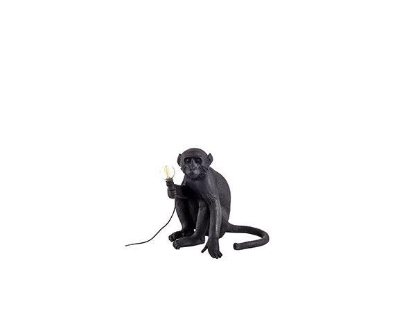 The Monkey Lamp (Sitting Black), Seletti