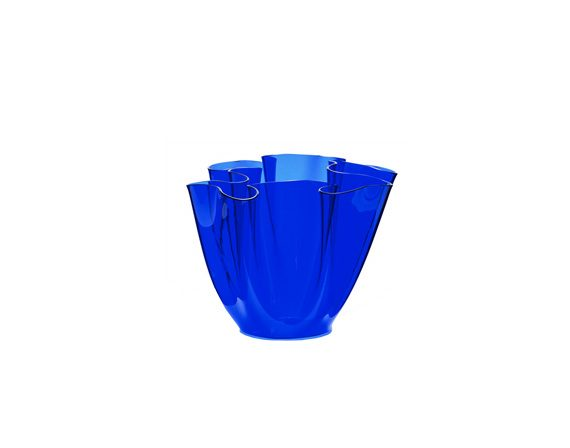 Cartoccio piccolo (blu), FontanaArte