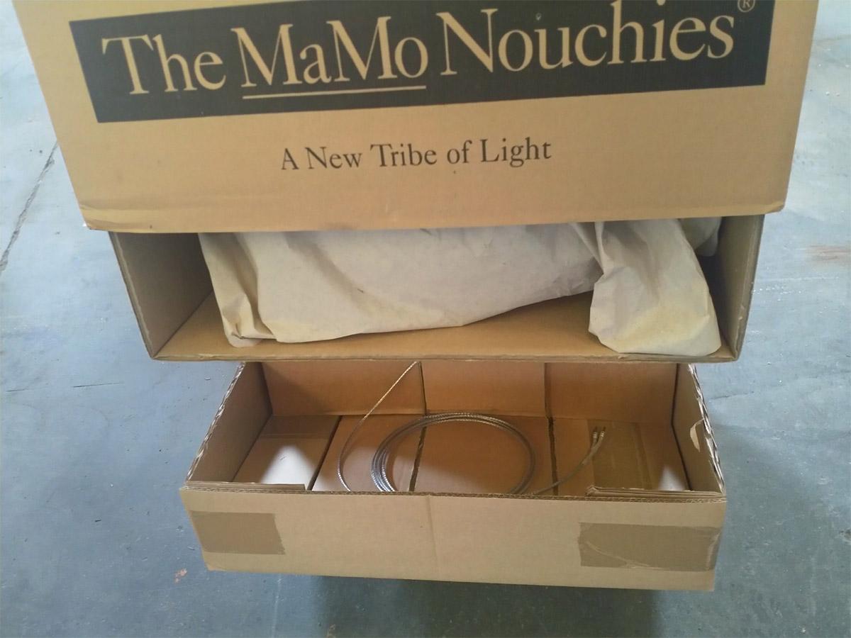 The MaMo Nouchies - Poul Poul, Ingo Maurer - Deesup