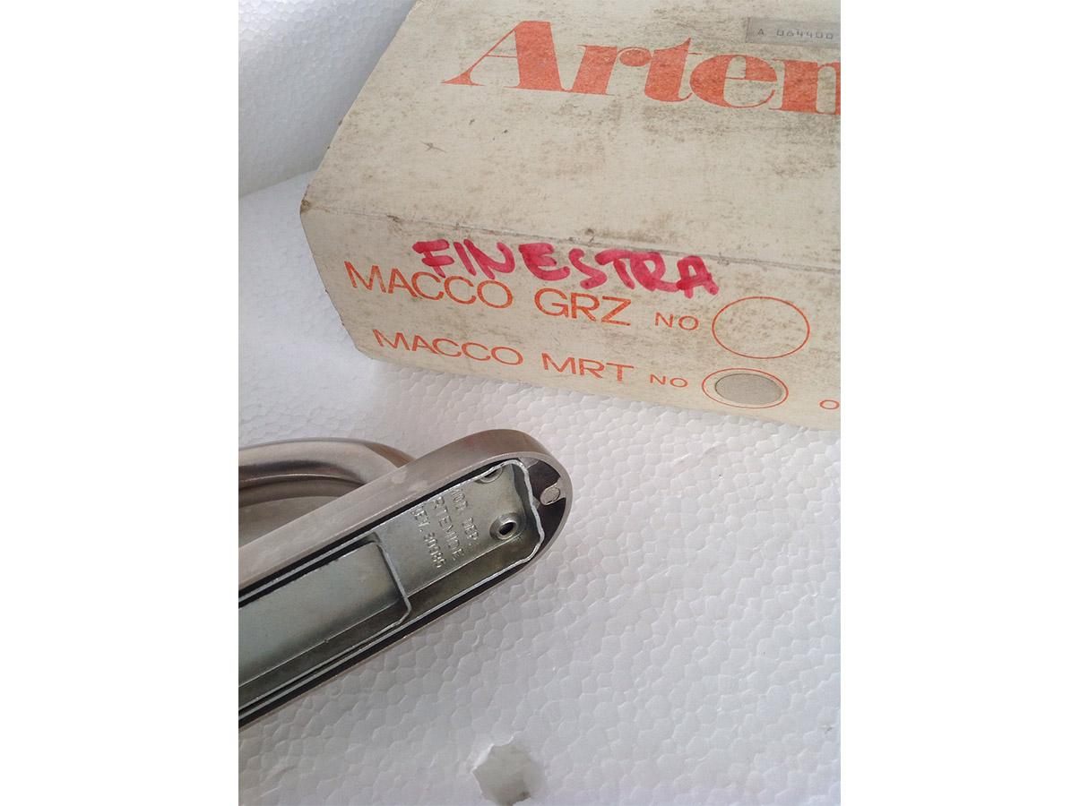 Set 3 Macco per finestre (anni '70), Artemide - Deesup