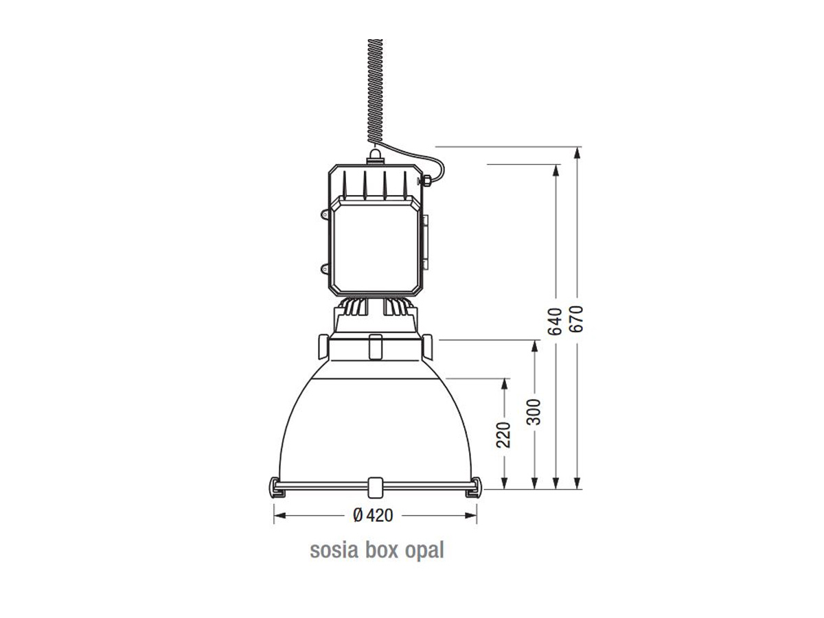 Sosia box opal, Castaldi - Deesup