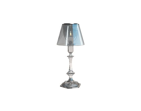 Harcourt our fire candlestick, Baccarat