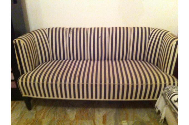 Set Alleegasse (sofa and armchair), Wittmann - Deesup