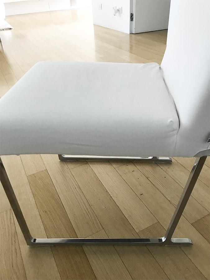 Set 4 Solo Dining Chairs, B&B Italia